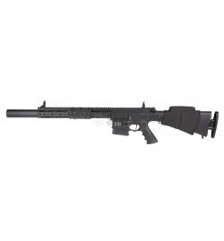 DMR RAPAX XXI M.3 noir full métal - SECUTOR