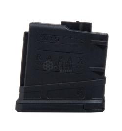 Chargeur pour RAPAX AEG 50 Billes noir - SECUTOR
