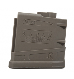 Chargeur pour RAPAX AEG 50 Billes tan - SECUTOR