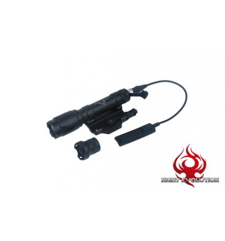 Lampe M620C avec support et Contacteur Déporté - NIGHT EVOLUTION