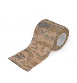 Bande de camouflage DIGITAL DESERT - ELEMENT AIRSOFT