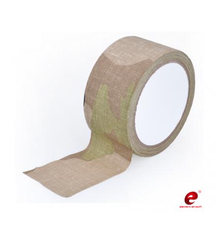 Bande de camouflage adhésive MULTICAM - ELEMENT AIRSOFT