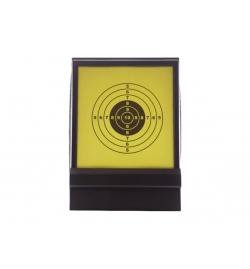 Porte cibles pliante avec filet + 10 cibles papier - HFC