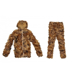 Tenue Ghillie Camouflage Desert - ULTIMATE TACTICAL