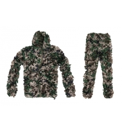 Tenue Ghillie Camouflage DIGITAL WOODLAND - ULTIMATE TACTICAL