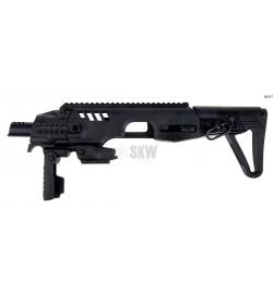 Kit de conversion RONI noir pour Glock 17/18 - SAIGO DEFENSE