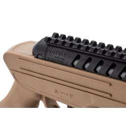 Carabine QUANTICO Tan 4.5mm avec lunette 4X32 - BO MANUFACTURE