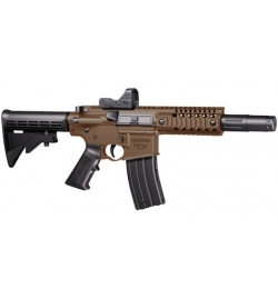 BUSHMASTER MPW Full auto Co2 4,5mm 1,7joule - CROSMAN