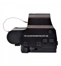 Point rouge HOLOSIGHT 555 noir - JS-TACTICAL