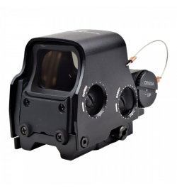 Point rouge HOLOSIGHT 555 noir - JS-TACTICAL