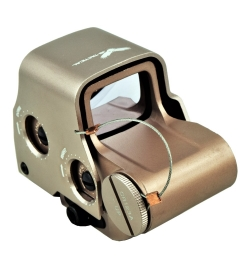 Viseur point rouge/vert HOLOSIGHT 555 Tan - JS-TACTICAL
