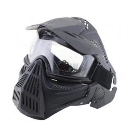 Masque complet noir - DELTA TACTICS