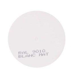 Peinture BLANC MAT - SYMPACOLOR