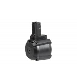 Chargeur DRUM éléctrique 1200 billes pour MP5 - TORNADO