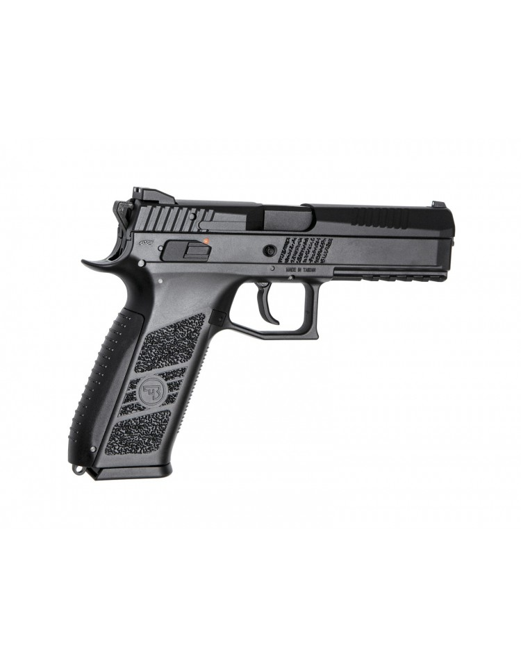 CZ P-09 CP P-09 DUTY GAZ BLOW BACK CULASSE METAL HOP UP  avec sa malette-  ASG
