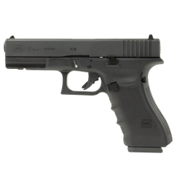 AIRGUN G17 full métal 4,5mm GBB Co2 1,7 joule - GLOCK