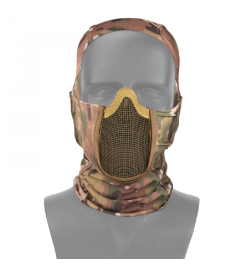Cagoule/masque grillagé MULTICAM - SWISS ARMS