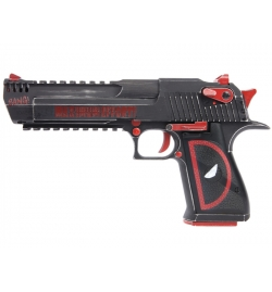Custom Magnum Research Inc. Desert Eagle 50AE GBBP DEADPOOL - WE
