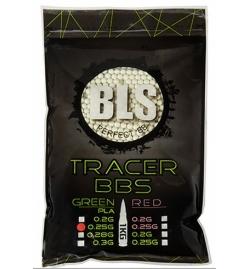 Billes BIO TRACANTE VERTE 0,25gr en sachet de 1 kg (environ 4000 billes) - BLS PERFECT
