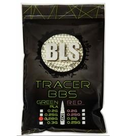 Billes BIO TRACANTE VERTE 0,28gr en sachet de 1 kg (environ 3572 billes) - BLS PERFECT