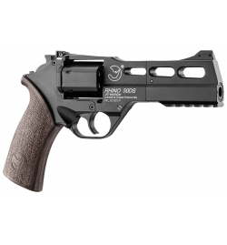 Revolver RHINO 50DS noir mat  - CHIAPPA