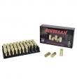 Boîte de 50 cartouches 9 mm PAK à blanc pour pistolet - OZKURSAN