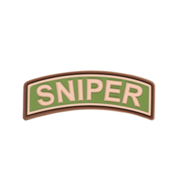 Patch PVC SNIPER Multicam - JTG