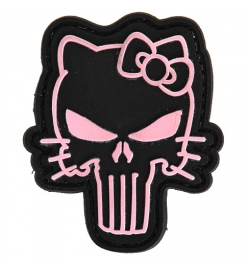 "Patch PVC ""Skull Kitty"" - LANCER TACTICAL"