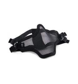 Masque Grillagé noir - WOSPORT