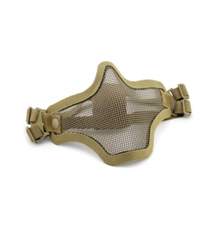 Masque Grillagé Tan - WOSPORT