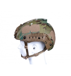 Casque Multicam (type BUMP AIR FLOW) - BIG FOOT