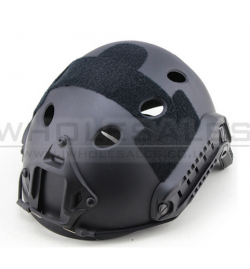 Casque Noir (type PJ Round Hole) - BIG FOOT