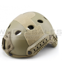 Casque Tan (type PJ Round Hole PRO) - BIG FOOT