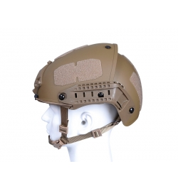 Casque TAN (type BUMP AIR FLOW) - BIG FOOT