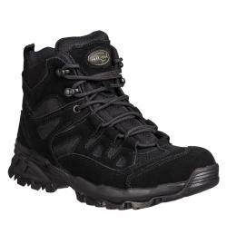 Chaussures tactique SQUAD basse Noir - MIL-TEC