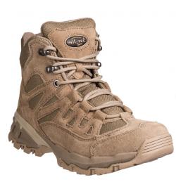 Chaussures tactique SQUAD basse Tan - MIL-TEC