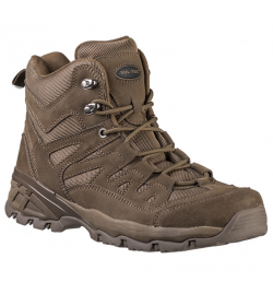 Chaussures tactique SQUAD basse Marron - MIL-TEC