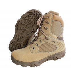 Chaussures/bottes Delta Force Tactical Tan - COMMANDO