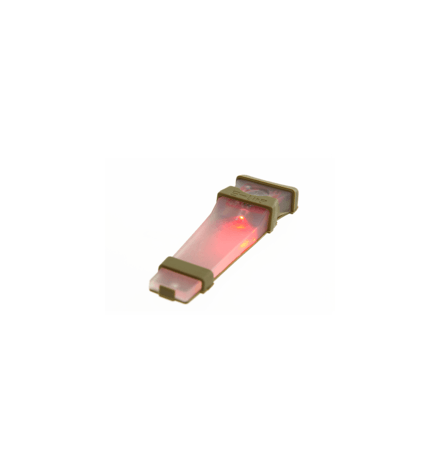 V-LITE marqueur lumineux velcro Rouge - ELEMENT