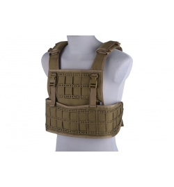 Veste tactique TAN avec molle laser-cut - PRIMAL GEAR