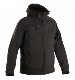 Veste tactical softshell Storm Field 2.0 NOIR - T.O.E