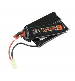 LiFe 9.9V 1500mAh H20C battery - 3pcs