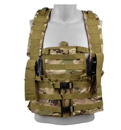 Veste tactique avec sac hydratation Multicam - ROYAL
