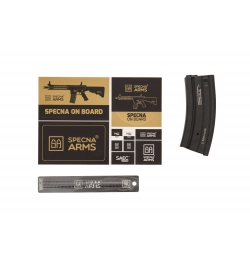 M4 SA-H12 ONE Tan - SPECNA ARMS