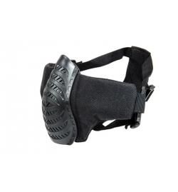 Masque de protection faciale coqué NOIR - ULTIMATE TACTICAL