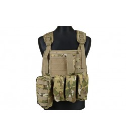 MBSS type Gilet Tactique - Multicam
