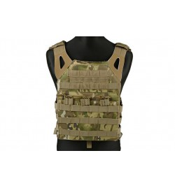 Gilet Tactique plate carrier - Multicam