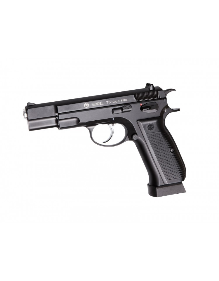 AIRGUN GBB CO2 MS 4,5MM CZ ACIER 4.5 - ASG