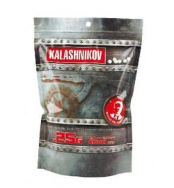 Billes 0,25gr x4000 - KALASHNIKOV