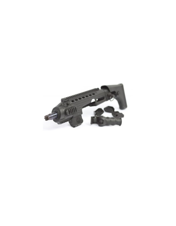 Kit Conversion Black Glock - APS